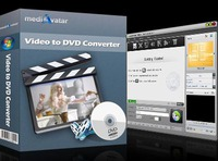 mediAvatar Video to DVD Converter – 15% Sale