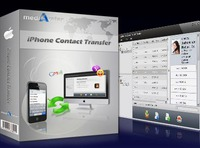 Exclusive mediAvatar iPhone Contact Transfer for Mac Coupon
