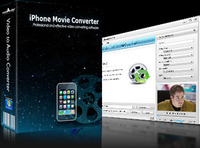 mediAvatar iPhone Movie Converter Coupon 15%