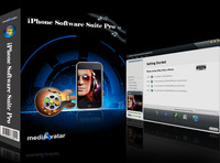 mediAvatar iPhone Software Suite Pro Coupon 15%