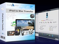 mediAvatar iPod to Mac Transfer – Exclusive 15% off Coupon