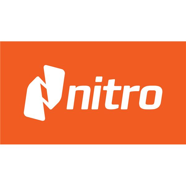 Nitro Productivity Suite UPGRADE Coupon 2020 Offer