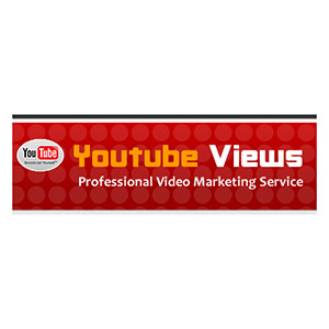 YouTube-Views.Net – 100000 FAST Views Coupon
