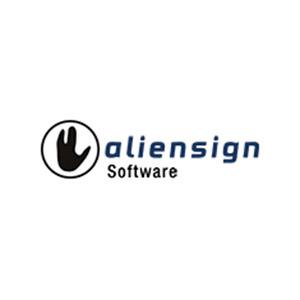 aliensign Software